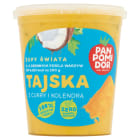 PAN POMIDOR&CO Pani Tajska z mlekiem kokosowym i żółtym curry Zupy Świata 400g