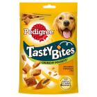 PEDIGREE Tasty Bites Crunchy Pockets Przysmak dla Psów z Kurczakiem 95g