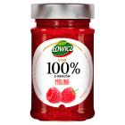 ŁOWICZ 100% z owoców Dżem Malina 220g