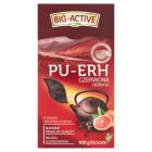 BIG-ACTIVE PU-ERH Herbata czerwona liściasta o smaku grejpfrutowym 100g