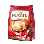 MOKATE Napój kawowy 3w1 10 saszetek 180g