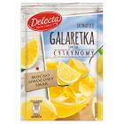DELECTA Galaretka smak cytrynowy 75g