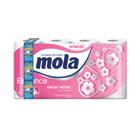 MOLA ELEGANCE Papier toaletowy Kwiat wiśni 8 rolek 1szt