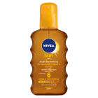 NIVEA SUN Olejek do opalania w sprayu SPF 6 200 ml