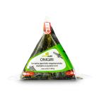 GREEN SUSHI ONIGIRI Kanapka japońska wegetariańska zawijana w nori 120g