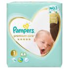 PAMPERS Premium Care Pieluchy Rozmiar 1 Newborn (2-5kg) 88 szt 1szt