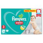 PAMPERS Pieluchomajtki Mega Pack Rozmiar 3 (6-11kg) 120 szt 1szt