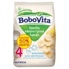 BOBOVITA Druga 50% Taniej Kaszka mleczno-ryżowa o smaku bananowym - po 4 miesiącu 2x230g 460g