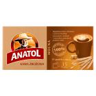 ANATOL Kawa zbożowa mocna 35 saszetek 147g
