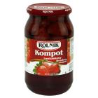 ROLNIK Kompot truskawkowy 900ml
