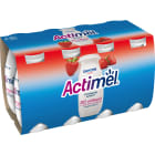 DANONE Actimel Napój mleczny truskawkowy 8 szt. 800g