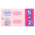BAMBINO Chusteczki dla niemowląt 7x63 szt. 1szt