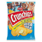 LORENZ Crunchips X-CUT Chipsy Ser-Cebula 200 g