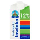 OSM ŁOWICZ Śmietanka 12% 250ml