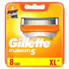 GILLETTE Fusion Manual Nożyki do golenia - 8szt 1 szt