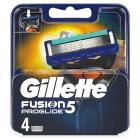 GILLETTE FUSION PROGLIDE Manual Wkłady - 4 szt. 1szt