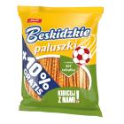 BESKIDZKIE Paluszki o smaku ser cebulka + 10% gratis 220g
