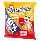 BESKIDZKIE Paluszki z solą + 10% gratis 300g