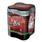 DESPERADOS RED Piwo w puszce (4x500ml) 2l