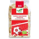 BIO PLANET Mundial Chipsy kokosowe prażone BIO 150g