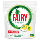FAIRY All in One Kapsułki do zmywarek Lemon 36 szt 1szt