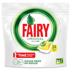 FAIRY All in One Kapsułki do zmywarek Lemon 24 szt 1 szt