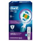 ORAL-B Professional Care Szczoteczka elektryczna Precision Clean (Limited Edition White) 1szt