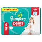 PAMPERS Pieluchomajtki Rozmiar 6 (15+kg) 44 szt 1szt