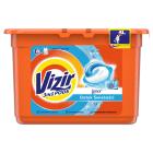 VIZIR Touch Of Lenor Freshness Kapsułki do prania do bieli i kolorów 15 szt. 1szt