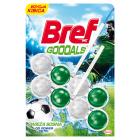 BREF Goooals Zawieszka do WC - Świeża Sosna (2x50g) 100g