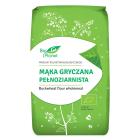 BIO PLANET Mąka gryczana pełnoziarnista BIO 500g