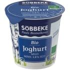 SOBBEKE Jogurt naturalny 3,8% BIO 150g