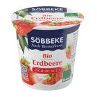 SOBBEKE Jogurt truskawkowy BIO 150g