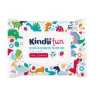 KINDII Fun Nawilżany papier dla dzieci 60 szt. 1szt