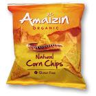 AMAIZIN Chipsy kukurydziane solone BIO 75g