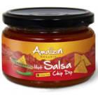 AMAIZIN Sos salsa pikantny bezglutenowy BIO 260g