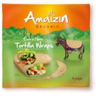 AMAIZIN Tortilla wraps z otrębami BIO 6 szt. 240g