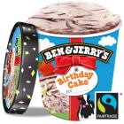 BEN&JERRY'S Lody o smaku tortu urodzinowego z kawałkami biszkoptu 500ml