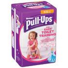 HUGGIES Pull-Ups S Majteczki treningowe dla dziewczynek 8-15 kg 16 szt. 1szt