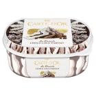 CARTE D'OR Les Desserts Lody Kokos&Czekolada z wiórkami kokosa i sosem czekoladowym 900ml