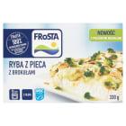 FROSTA Ryba z pieca z brokułami 330g