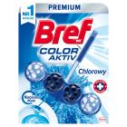 BREF Blue Aktiv Zawieszka do WC - Chlorowy 50g