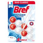 BREF Power Aktiv Zawieszka do WC - Chlorowy 2x50g 1szt