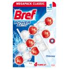 BREF Power Aktiv Zawieszka do WC - Chlorowa 3x50g 1szt