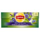 LIPTON Earl Grey Herbata zielona 25 torebek 40g