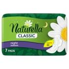 NATURELLA Classic Night Podpaski higieniczne 7 szt. 1szt