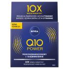 NIVEA Q10 PLUS Krem przeciwzmarszczkowy na noc 50ml