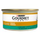 GOURMET Gold Pokarm dla kotów - kawałki królika w pasztecie (puszka) 85g