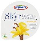 PIĄTNICA Skyr Jogurt typu islandzkiego waniliowy 150g