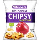 NATURAVENA Chipsy jabłkowe BIO 40g
